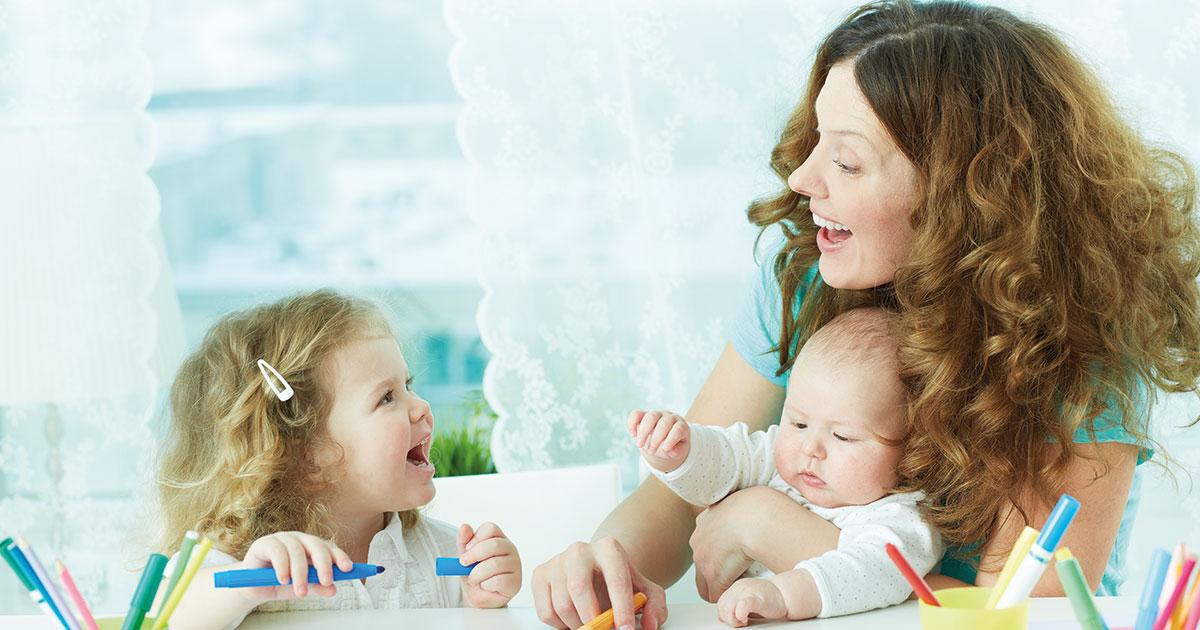 Flexible Nanny im Job-Sharing-Modell – 50 - 60 % - Wollerau 1