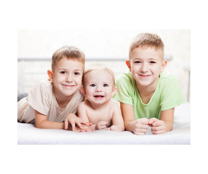 Nanny für 3 Kinder – Teilzeit ca. 70% – Stadt Zürich 1